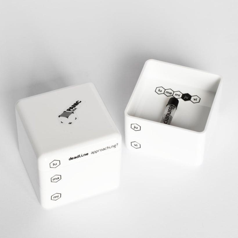 Panic box 3