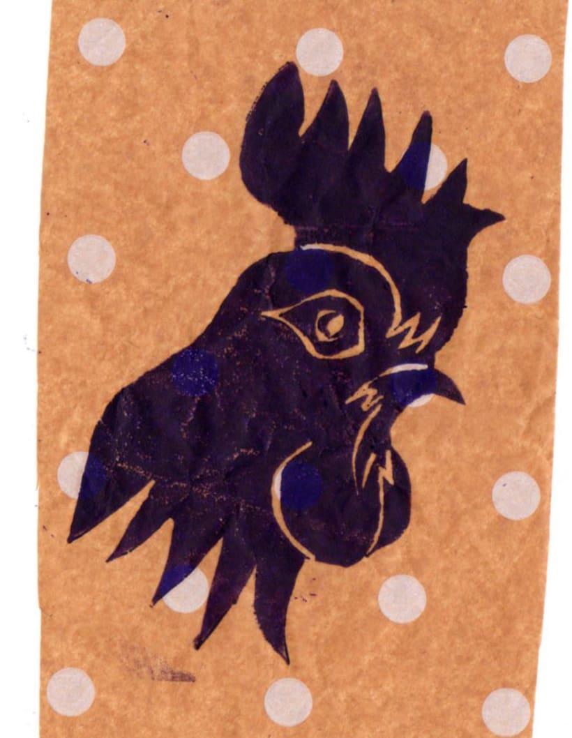 Gallos y otros grabados 7