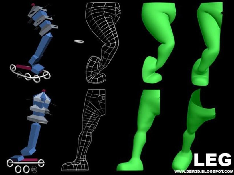 leg rig 0