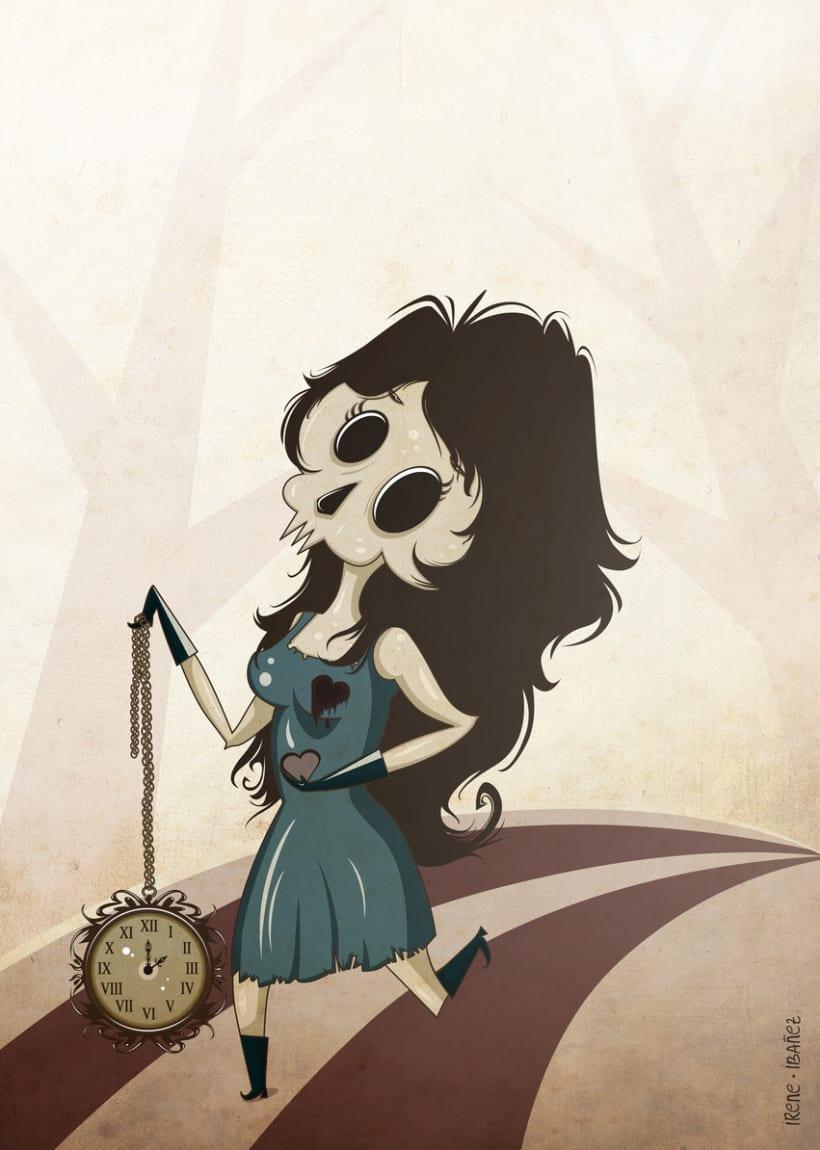 Skull ♥ 1