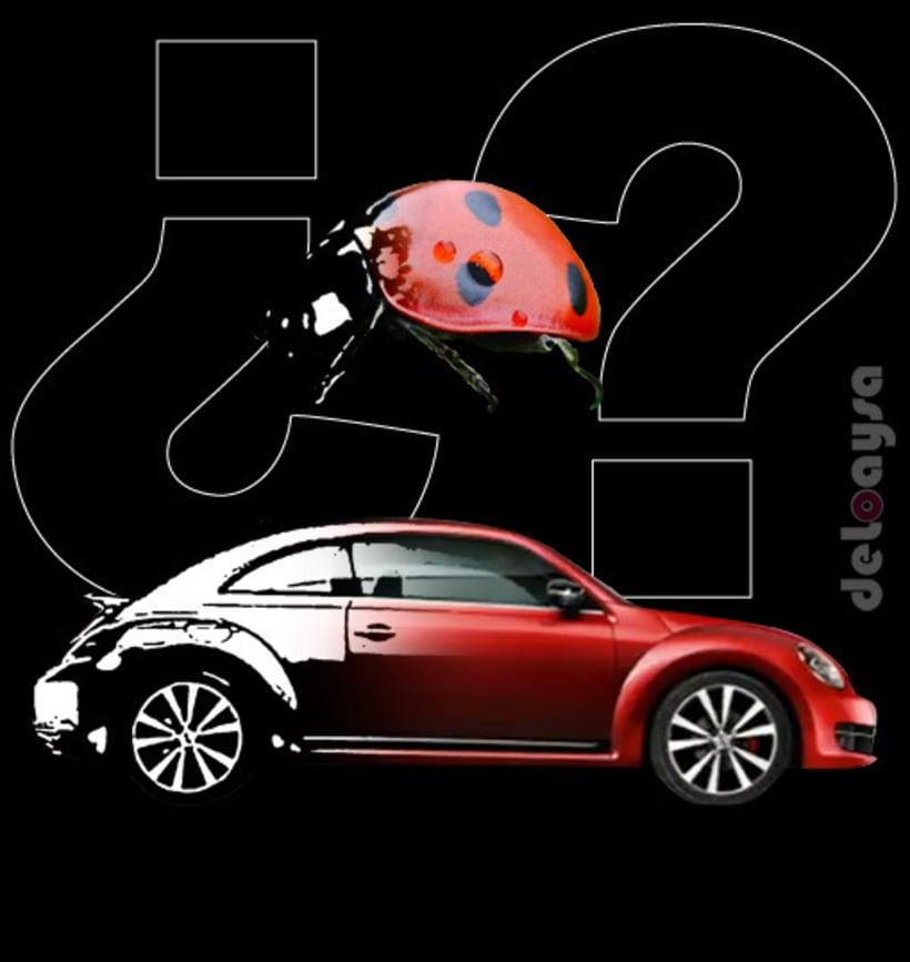 Concurso anuncio Volkswagen 1