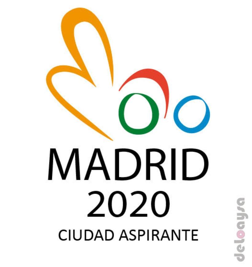 Concurso de ciudad aspirante Madrid 2020 1