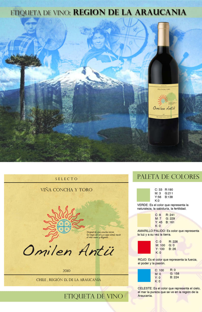 Etiqueta de vino 1