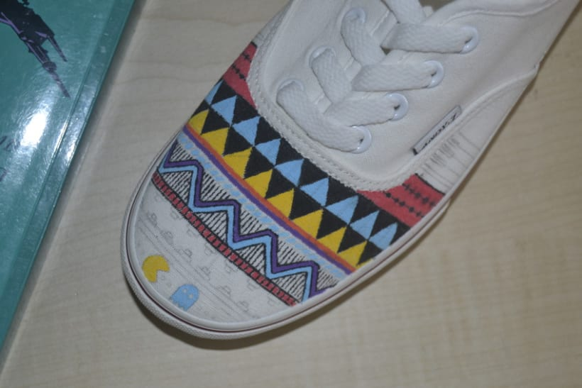 Printed shoes 2