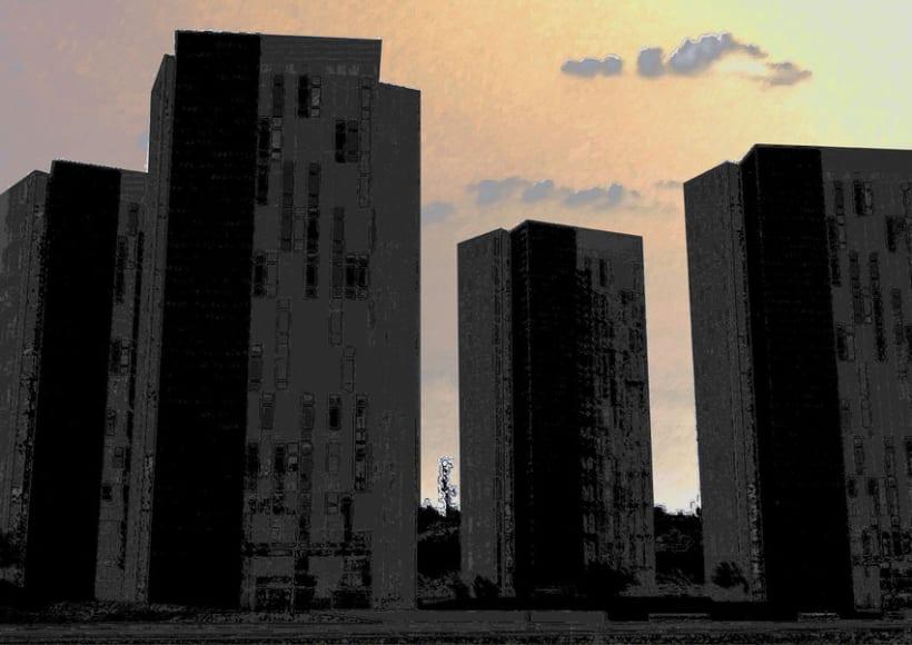 Torres de oficinas 7