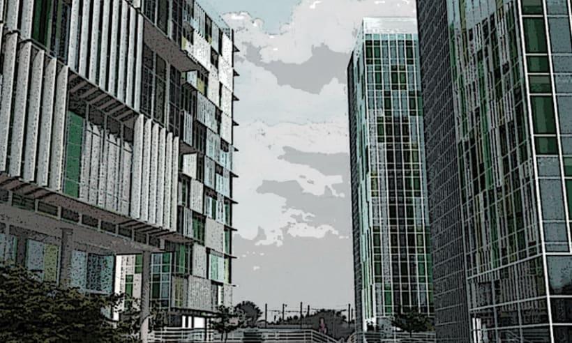 Torres de oficinas 5