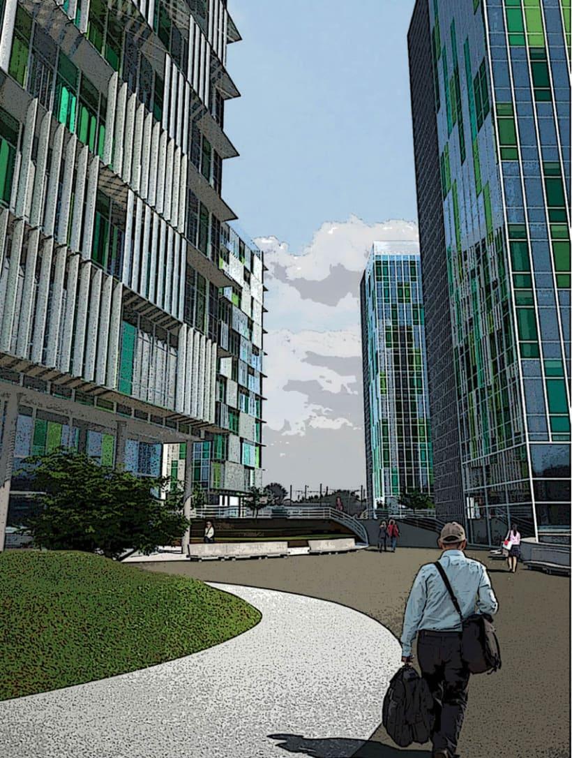 Torres de oficinas 2