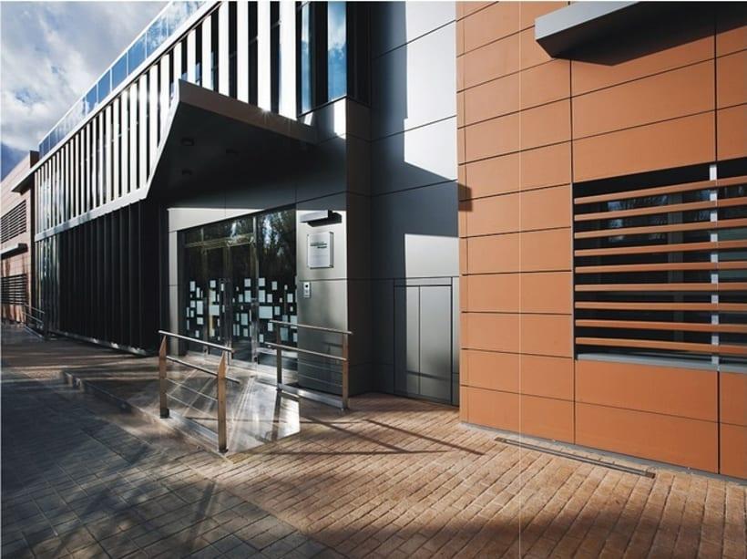 Centro de Innovación tecnológica para El Corte Ingles 5