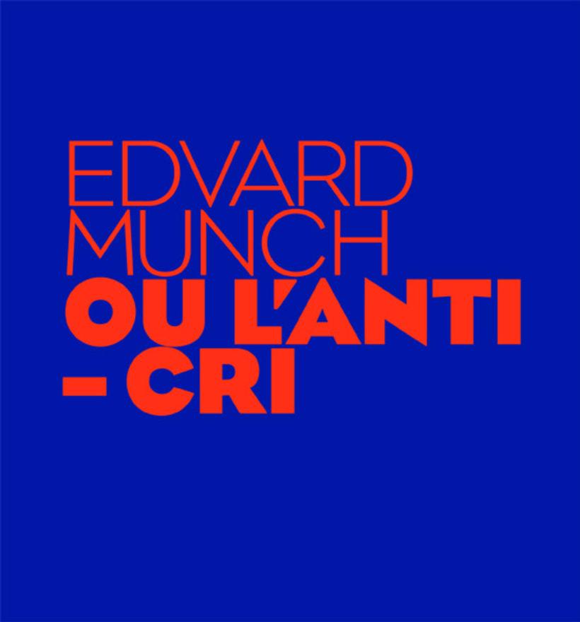 Munch ou l'anti-cri 1