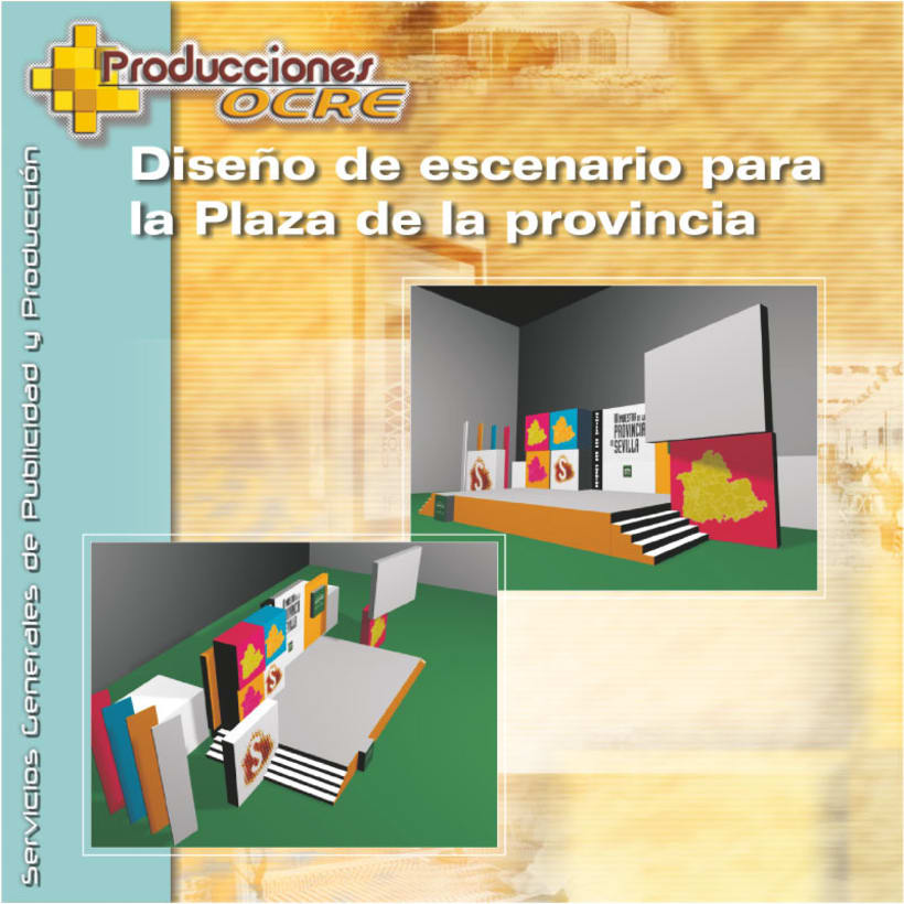 Actos, congresos, stands, soportes y exposiciones II. 50