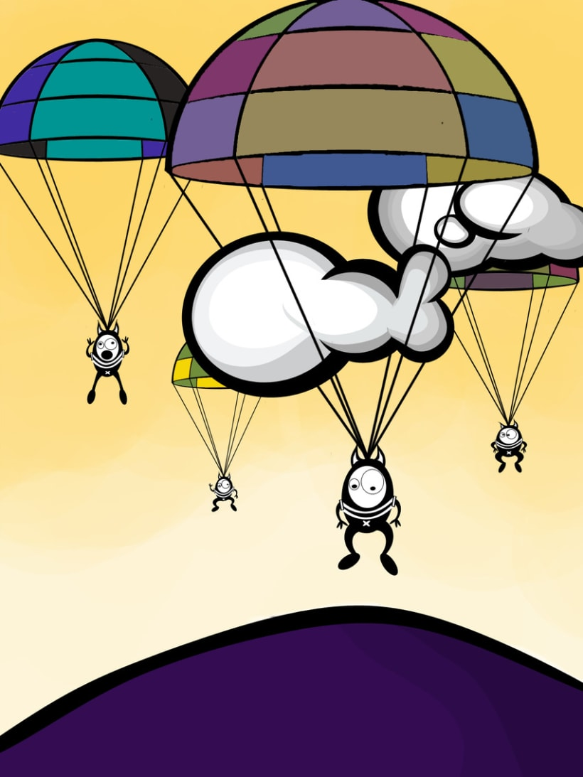 Parachutes 1