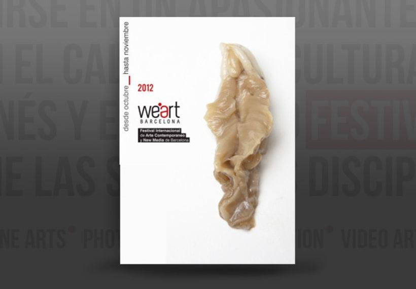 Diseño proyecto para Weart 8