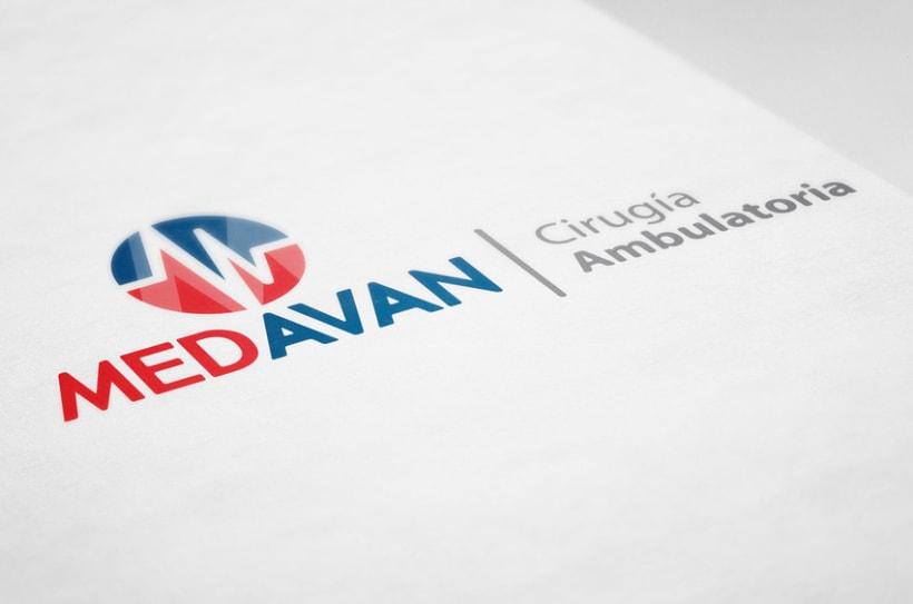 Branding Medavan 2