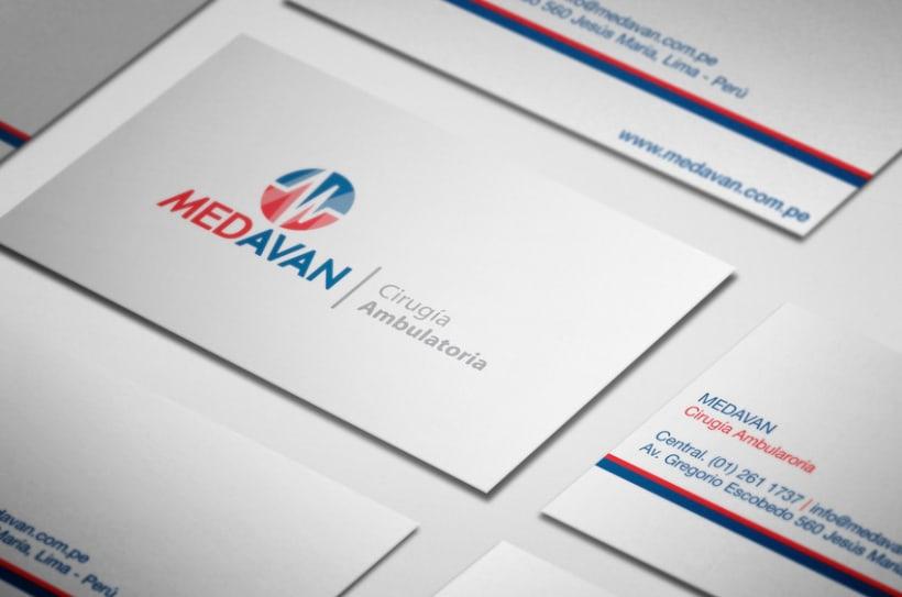 Branding Medavan 5