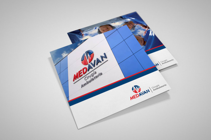 Branding Medavan 12