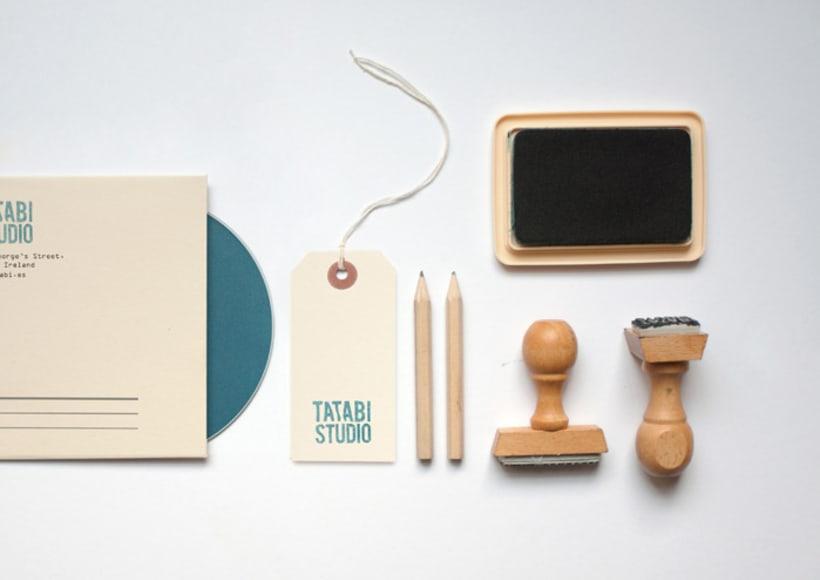Tatabi Studio Stationery 2