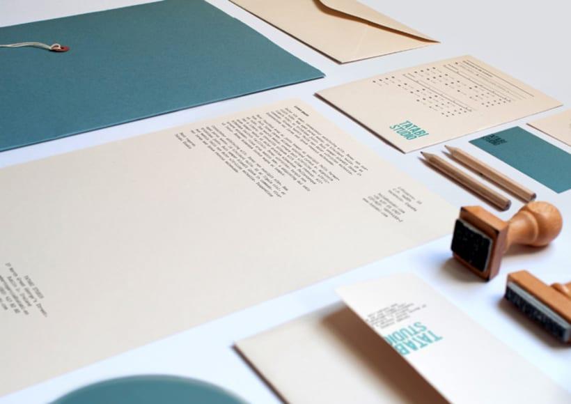 Tatabi Studio Stationery 1