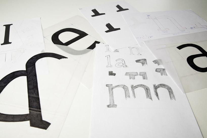 Tipografía Gaspar 3
