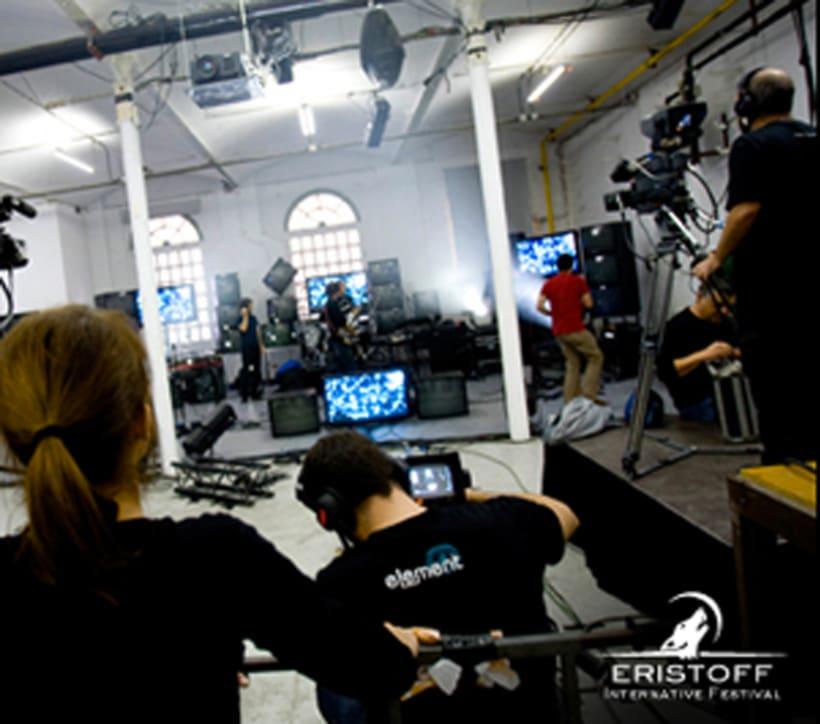 Eristoff internative festival 2