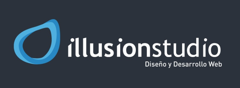 Rediseño Logotipo Illusion Studio 2