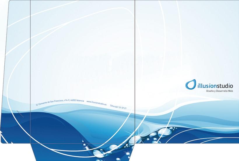 Rediseño Logotipo Illusion Studio 4
