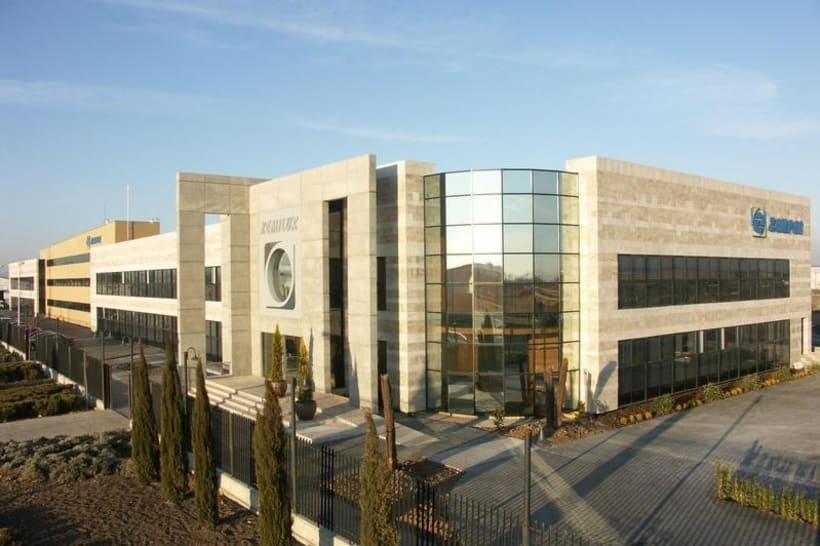 Edificio industrial 4