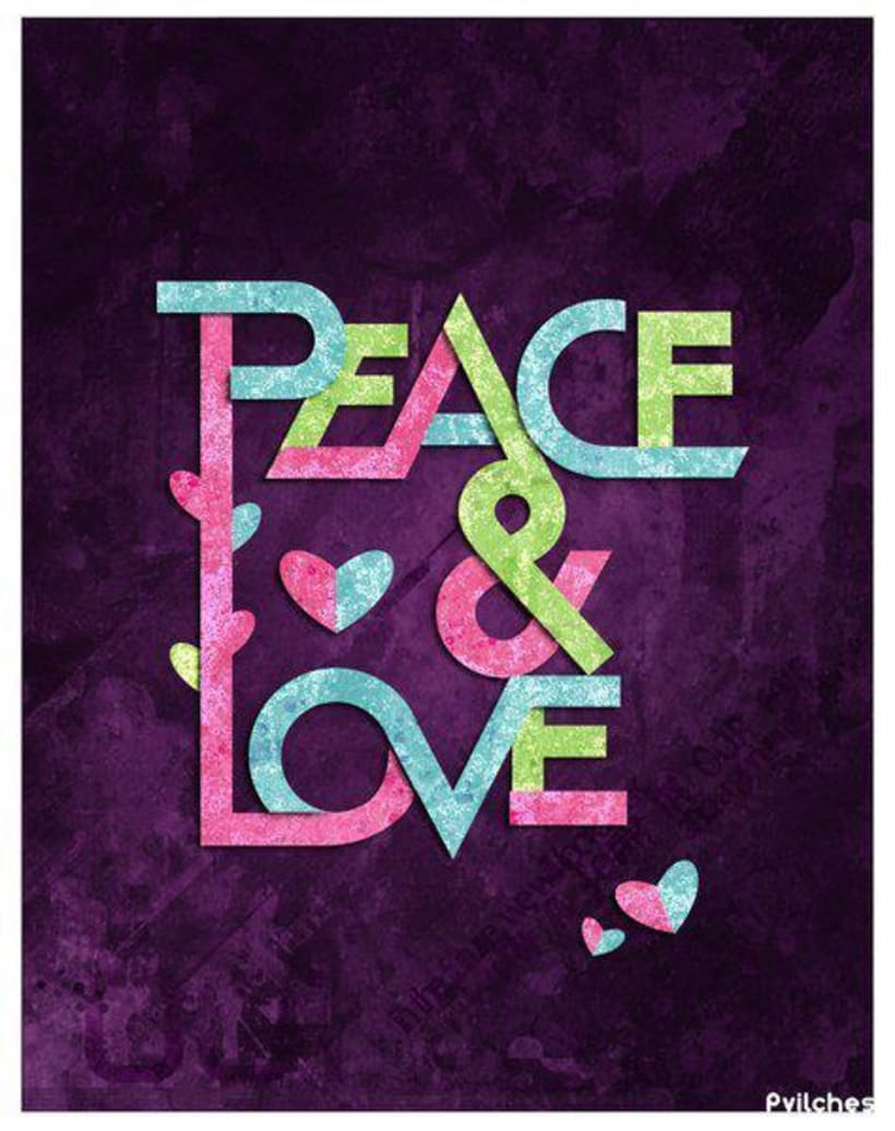 Peace&Love 1
