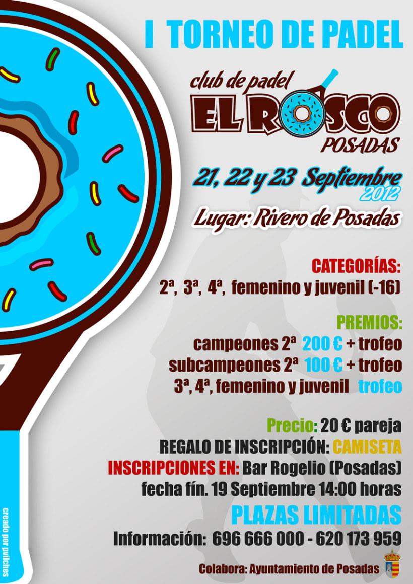Cartel CP El Rosco 1