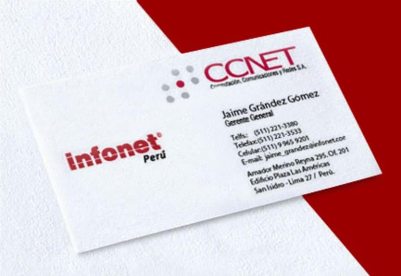 Brand CCNET 5