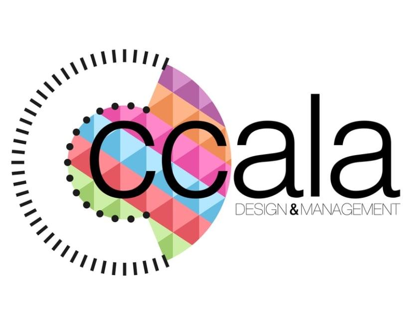 Logo Ccala design & management 1
