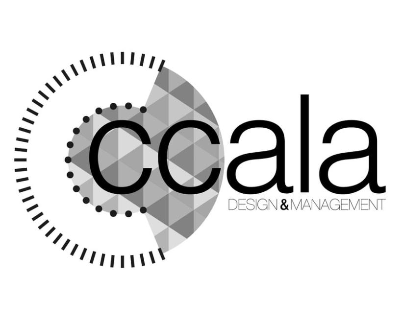 Logo Ccala design & management 2