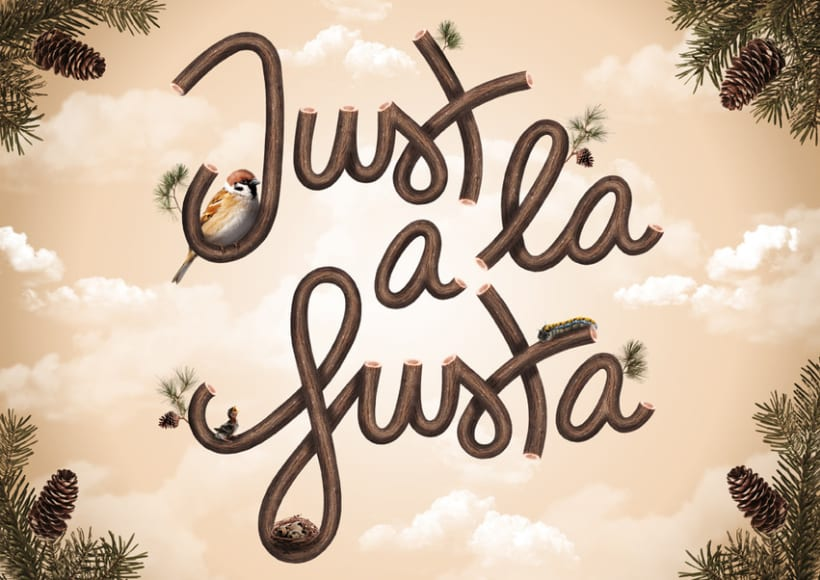 JUST A LA FUSTA 1
