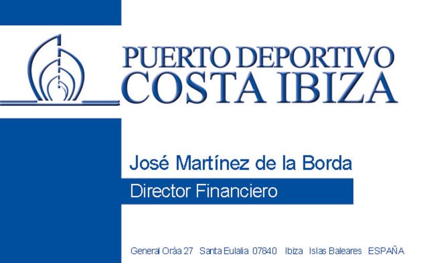 Puerto Deportivo Costa Ibiza 1