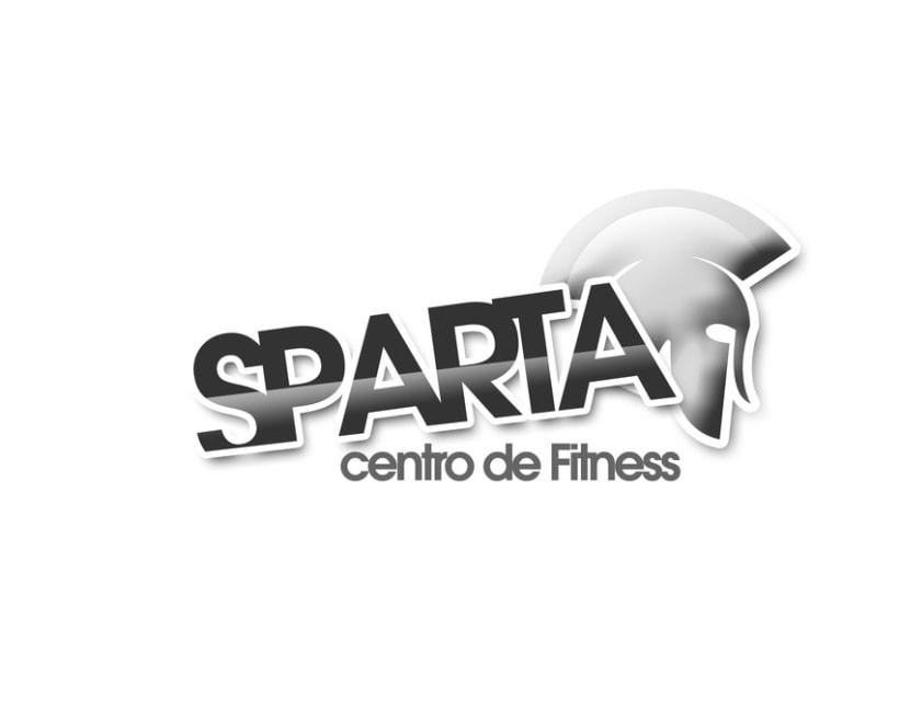 Logo Gimnasio Sparta 5