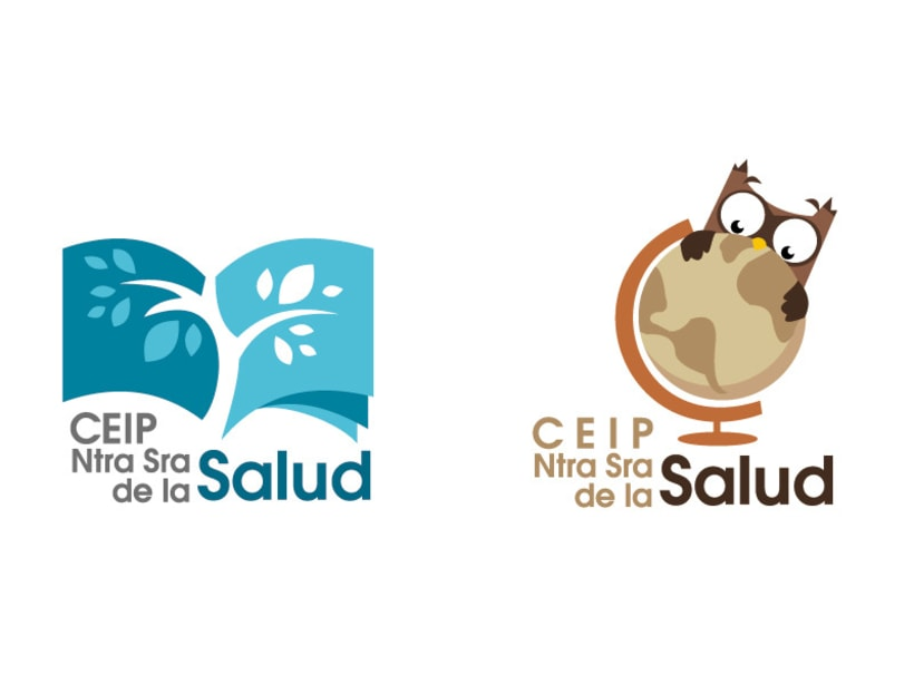Logo CEIP La Salud 2