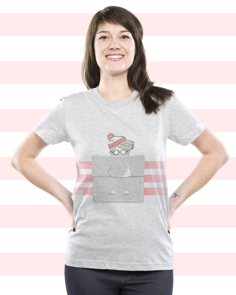 Camiseta Wally 1