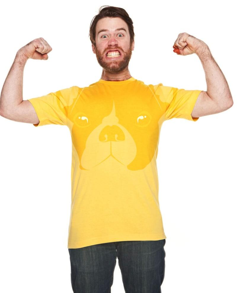 Camiseta Bulldog 1