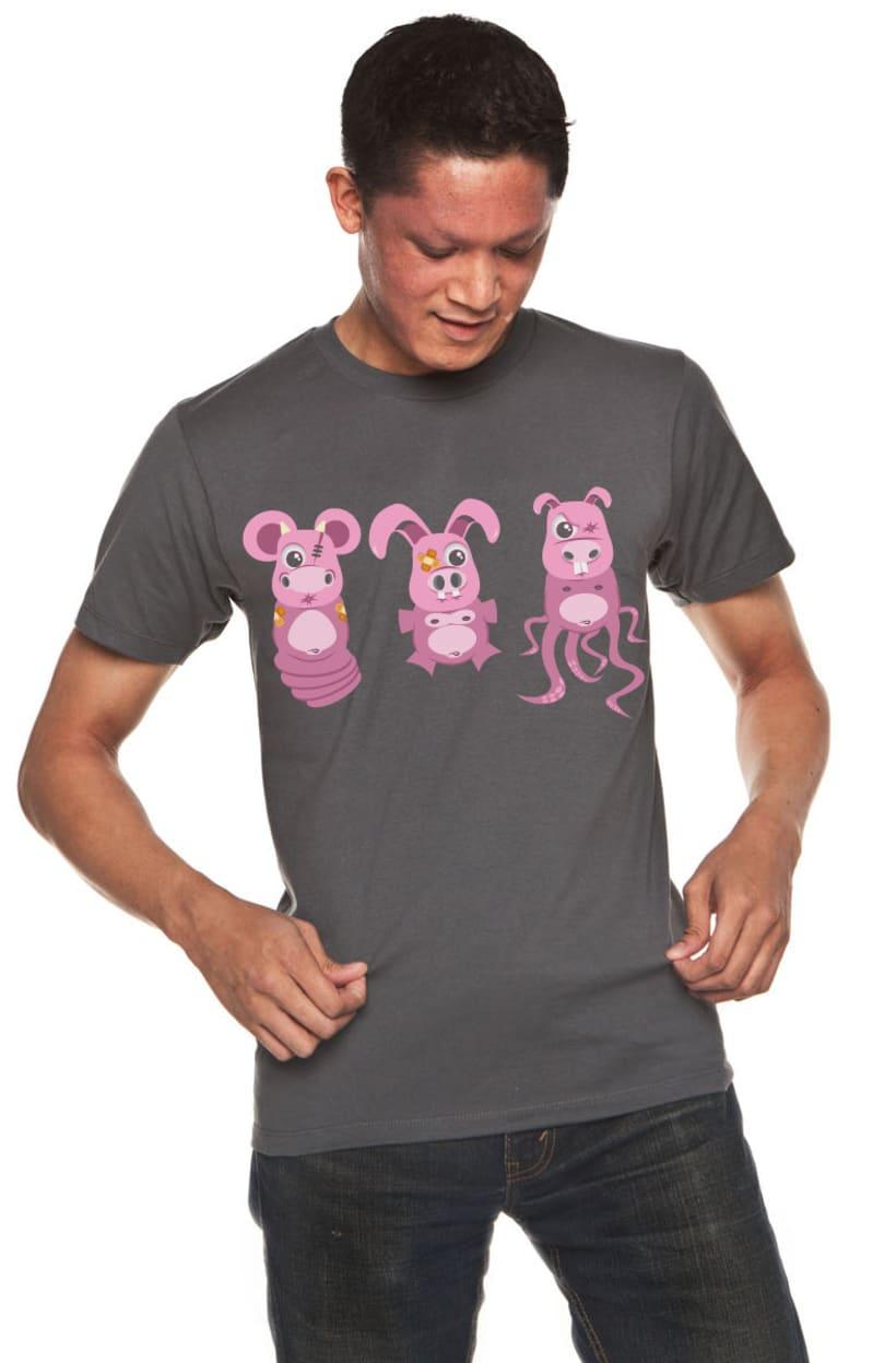 Camiseta Morphin 2