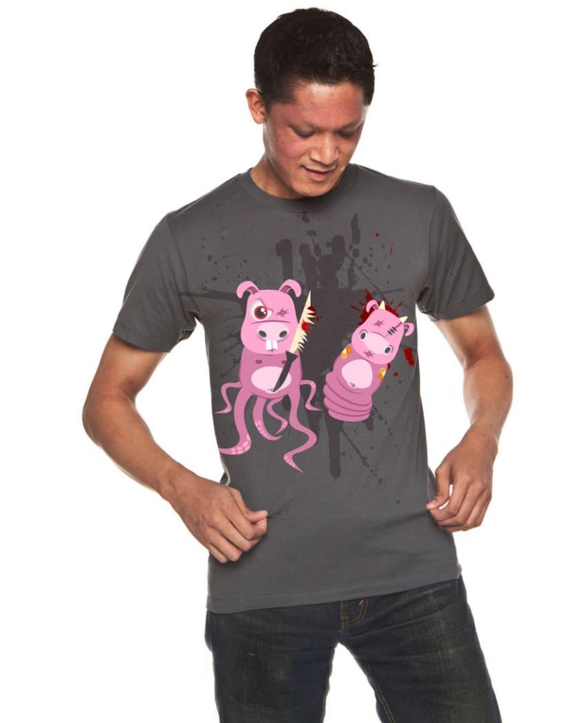 Camiseta Morphin 1