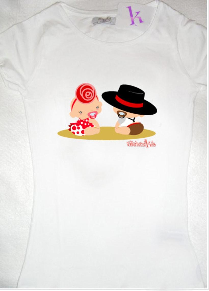 Camisetas Feria 9