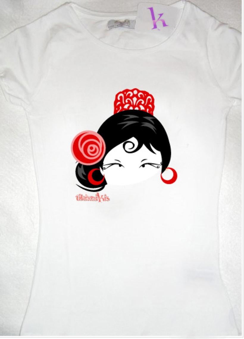 Camisetas Feria 6