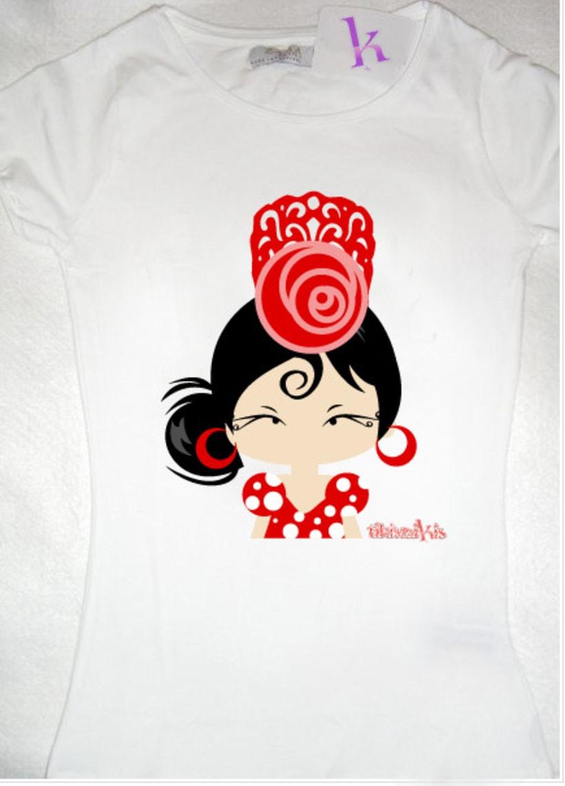 Camisetas Feria 5