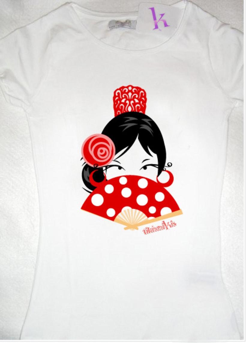 Camisetas Feria 4