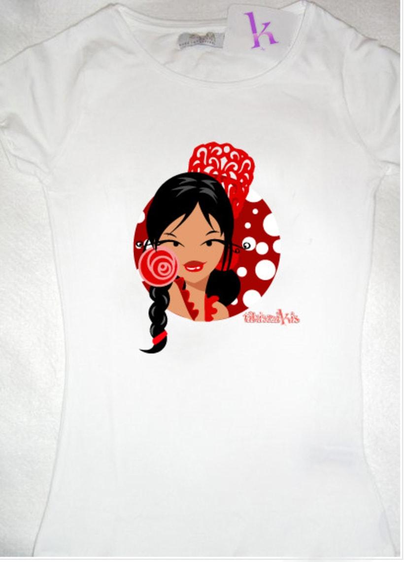 Camisetas Feria 2