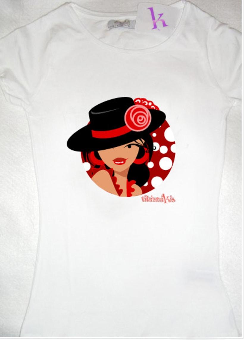 Camisetas Feria 1