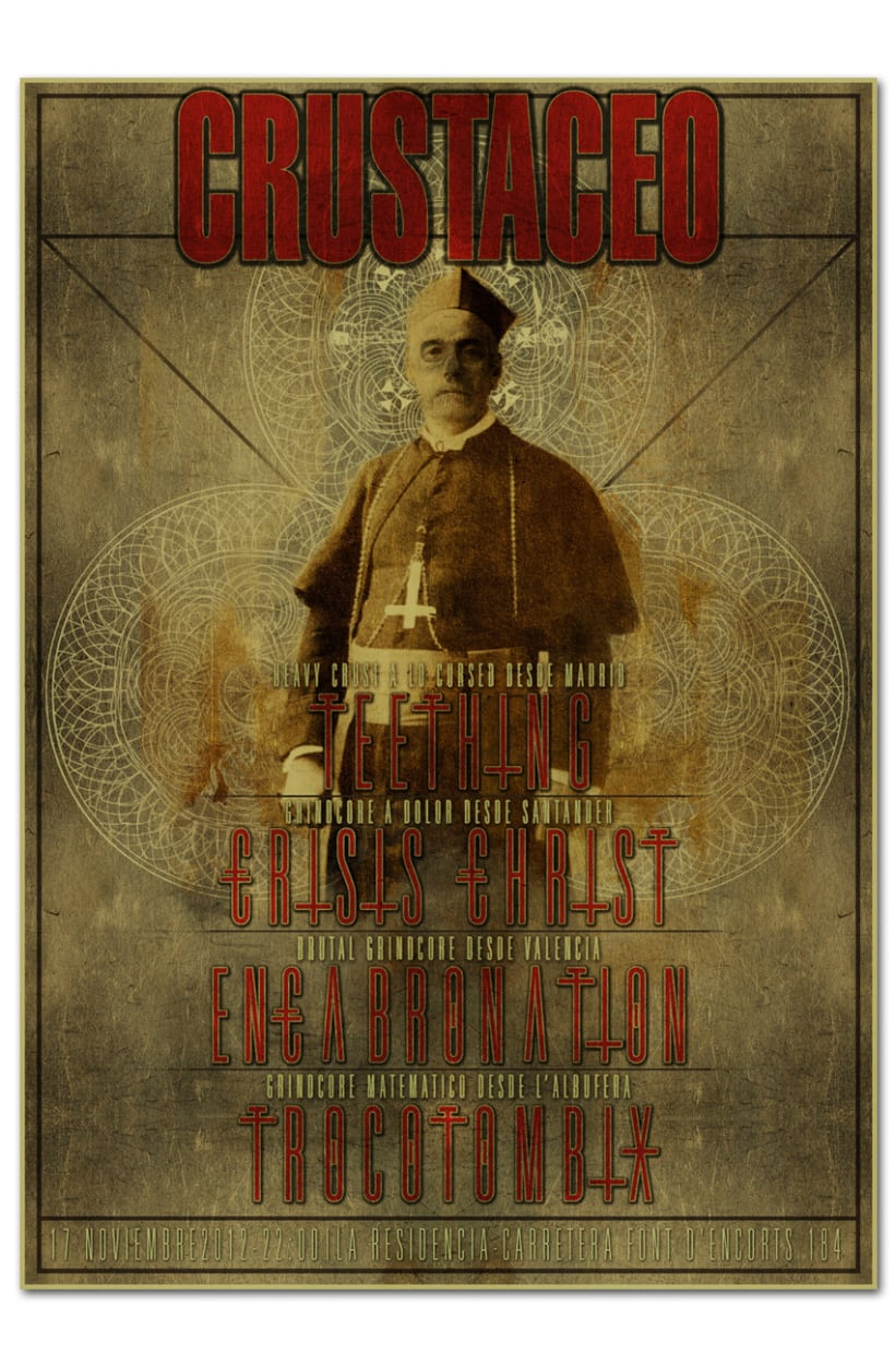 CRUSTACEO FEST 2012 | poster 1