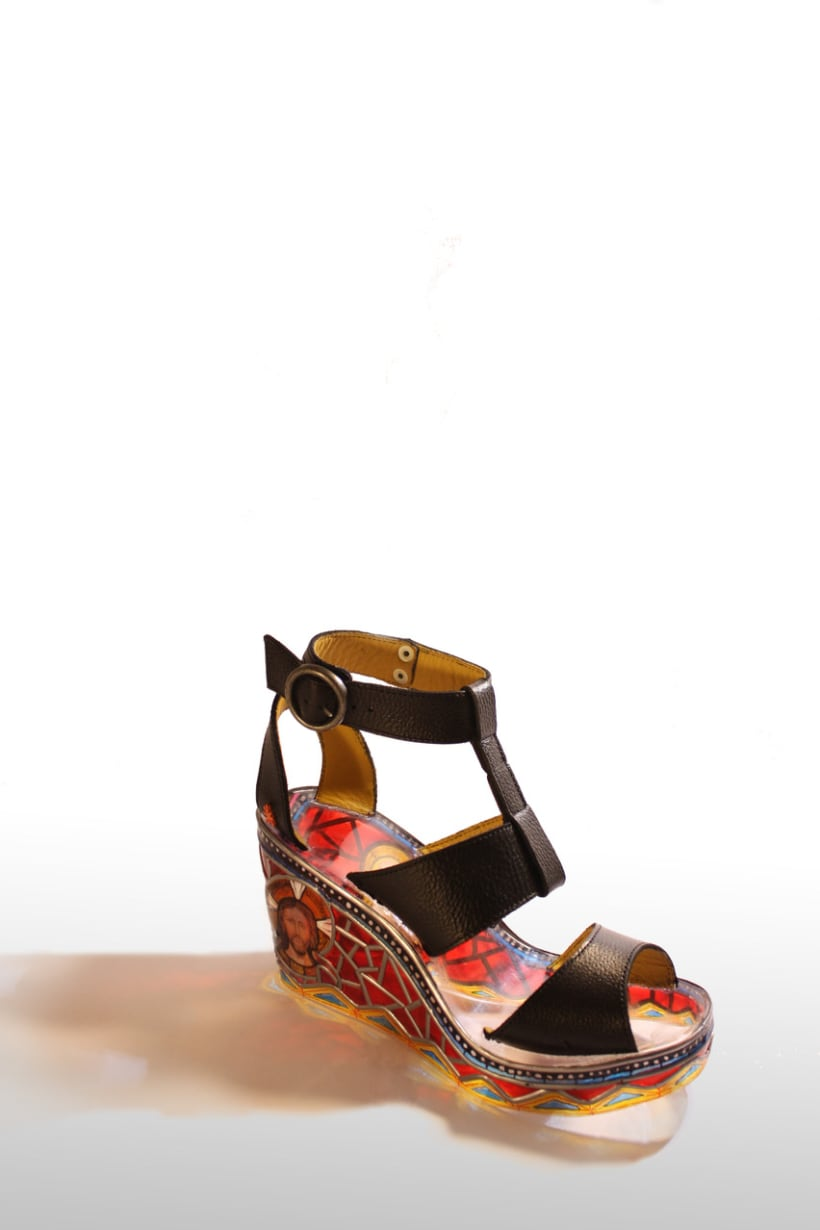 Cathedral Shoe 5