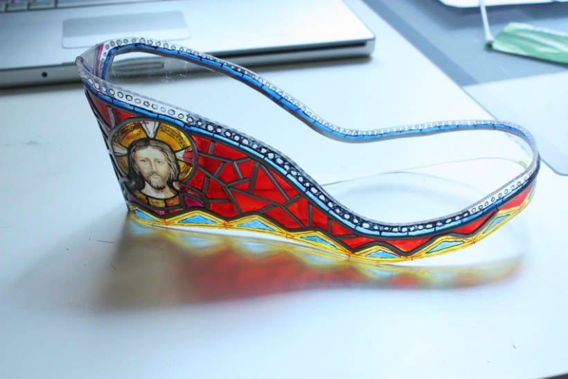 Cathedral Shoe 3