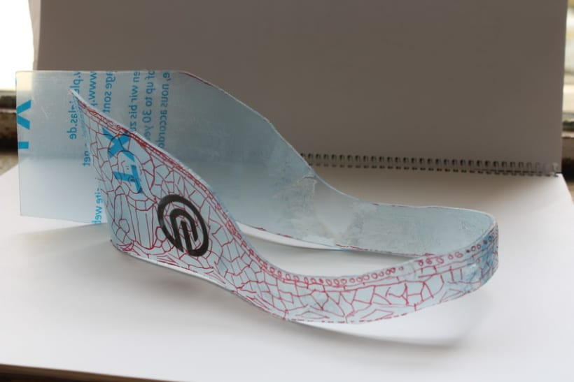 Cathedral Shoe 2