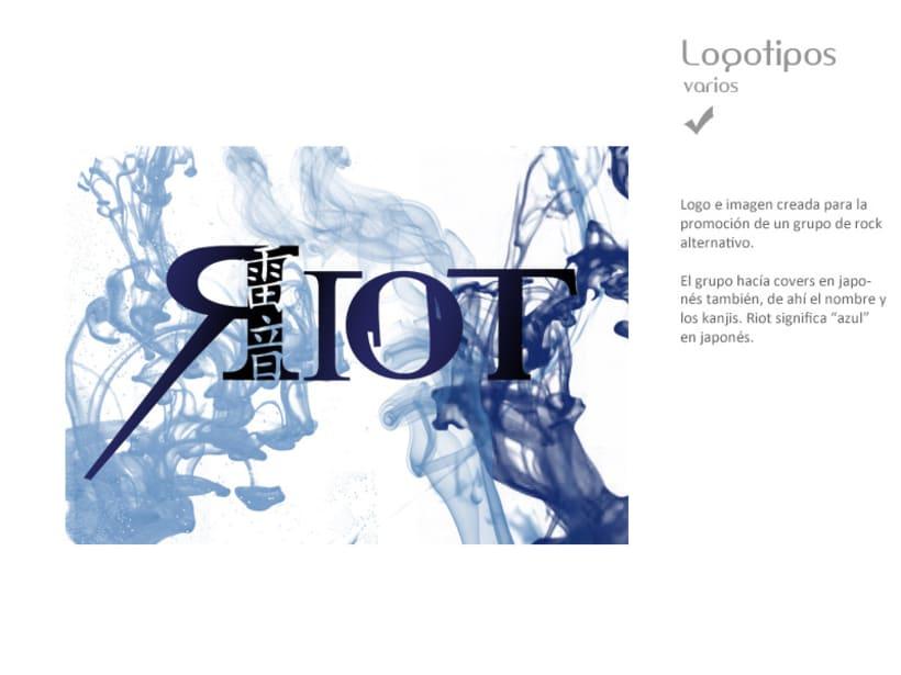 Logos I 9
